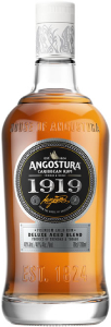 Angostura Beverage Bottle 1919